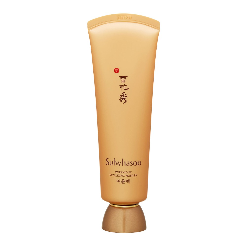 Sulwhasoo Overnight Vitalizing Mask EX 120ml Skincare Soothing Regenerate fancl 120ml