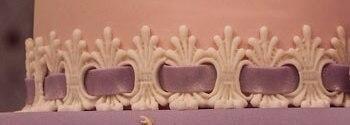 Nouveau arrivé Nouveau outils De cuisson de la Couronne de mariage décoration Silicone Moule de cuisson Fondant Sucre Artisanat Moules Gâteau fimo