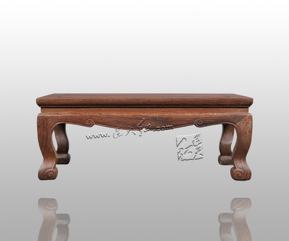 Living Room Furniture China Classic Antique Kang Table Rosewood ...