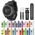 Perfect Gift Soft Silicone Strap Replacement Watch Band With Tools For Garmin Fenix 3 HR Levert Dropship Dec29