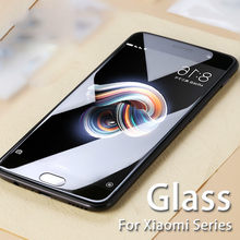 For Redmi 4X Temepered Glass For Xiaomi Xiami Xaomi Xiomi Redmi 4X Note 4X 4 4A 5A Note 3 2 Pro Screen Protector Film Case(China)