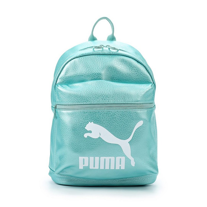 City Jogging Bags Backpack Puma 7516402 sport school bag casual for female woman TmallFS fashion women leather backpacks rivet schoolbags for teenage girls female bagpack lady small travel backpack mochila black bags