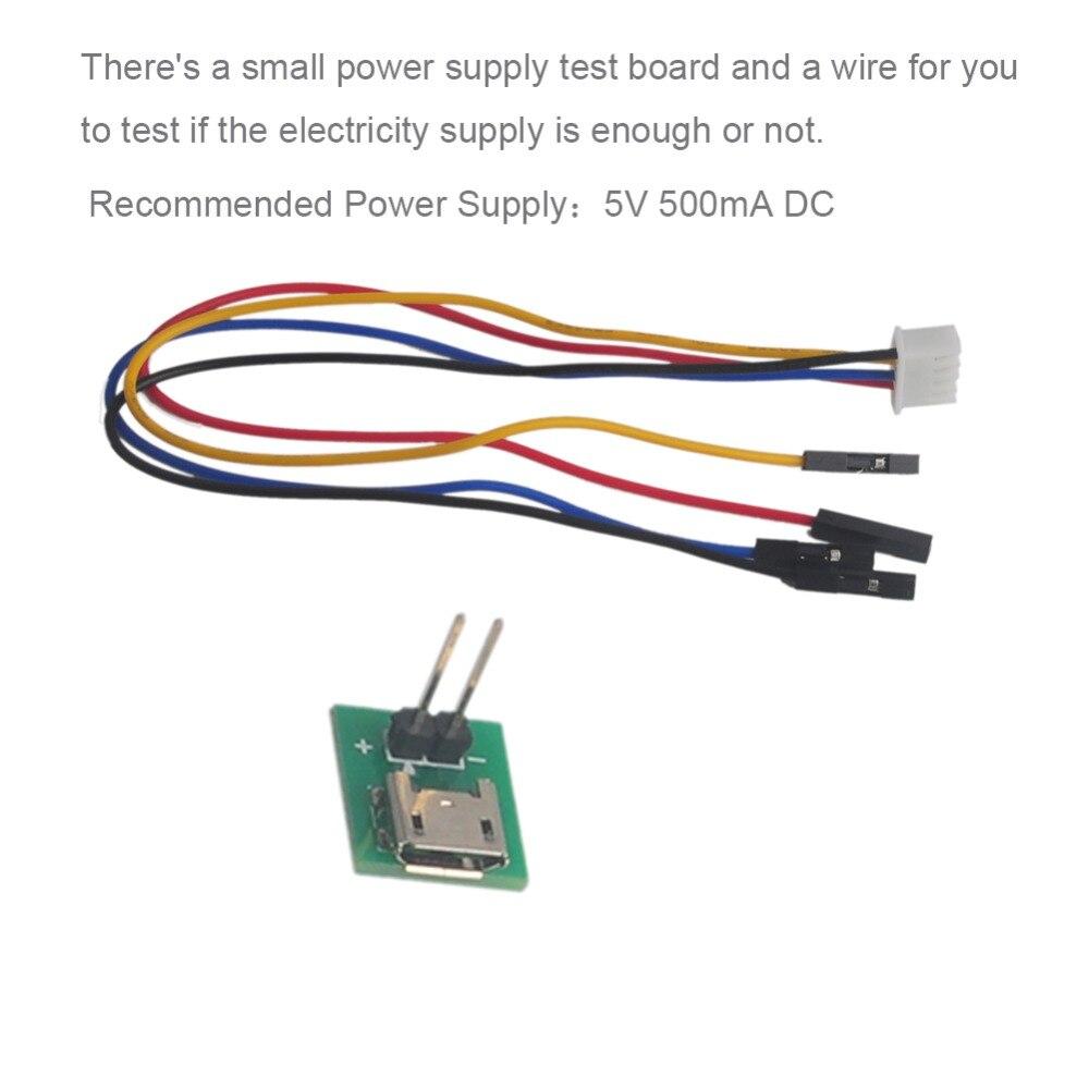 7,0 дюйма Nextion Улучшенный резистивный NX8048K070 011R USART HMI lcd сенсорный экран с корпусом для Arduino Raspberry - 6