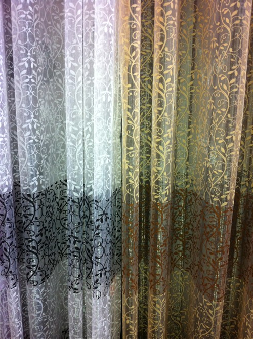 ④CS 118 mejor venta caliente cortina de ventana telas de cortina