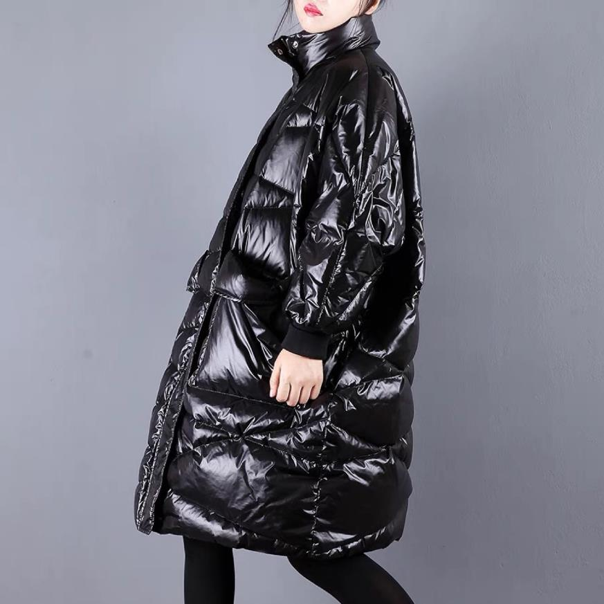 Thick Jacket Glossy Fashion 6