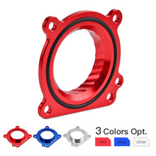 NICECNC Throttle Body Spacer Air Intake Manifold Extender Adaptor For Audi A4 allroad A3 A4 A5 A6 Quattro Q5 S3 2015-2018 etc throttle body spacer air intake manifold extender adaptor for volkswagen tiguan mk1 2008 2016 scirocco 2009 2015 engine 2 0 tsi
