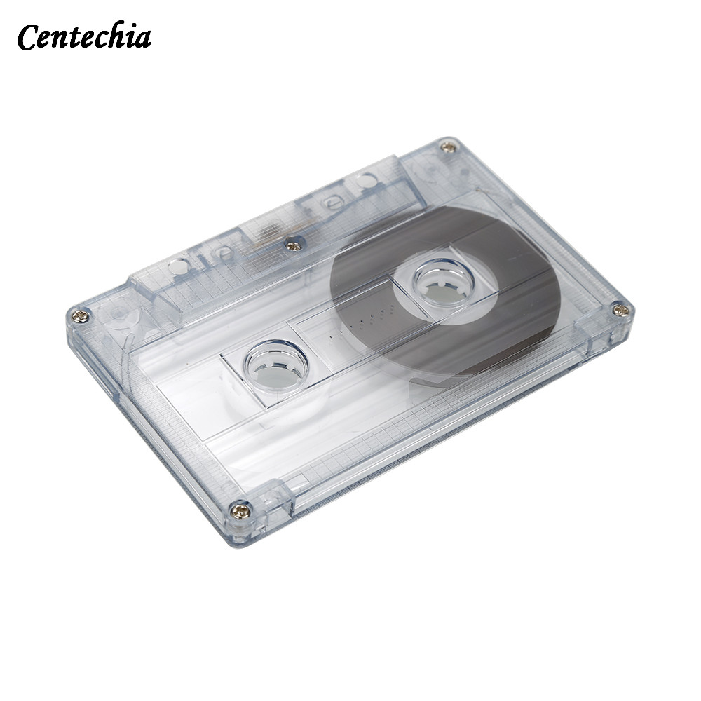 Standard Cassette Blank Tape Player Empty Tape With 60 Minutes Magnetic Audio Tape Recording For Speech Music Recording ...