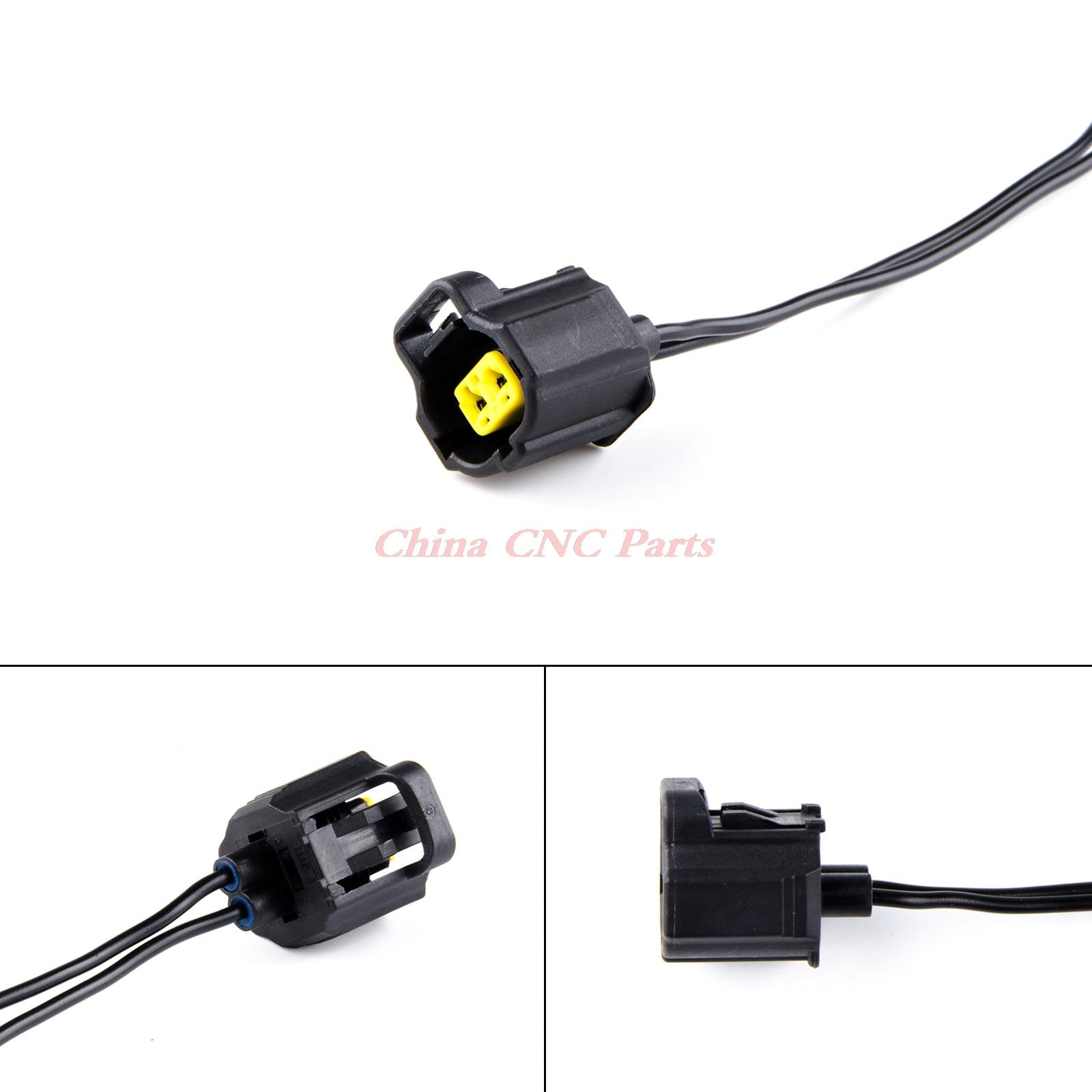 Nicecnc Coolant Temperature Sensor Connector Plug Pigtail Fit For Toyota Solara Corolla Sienna Camry Tundra Tacoma