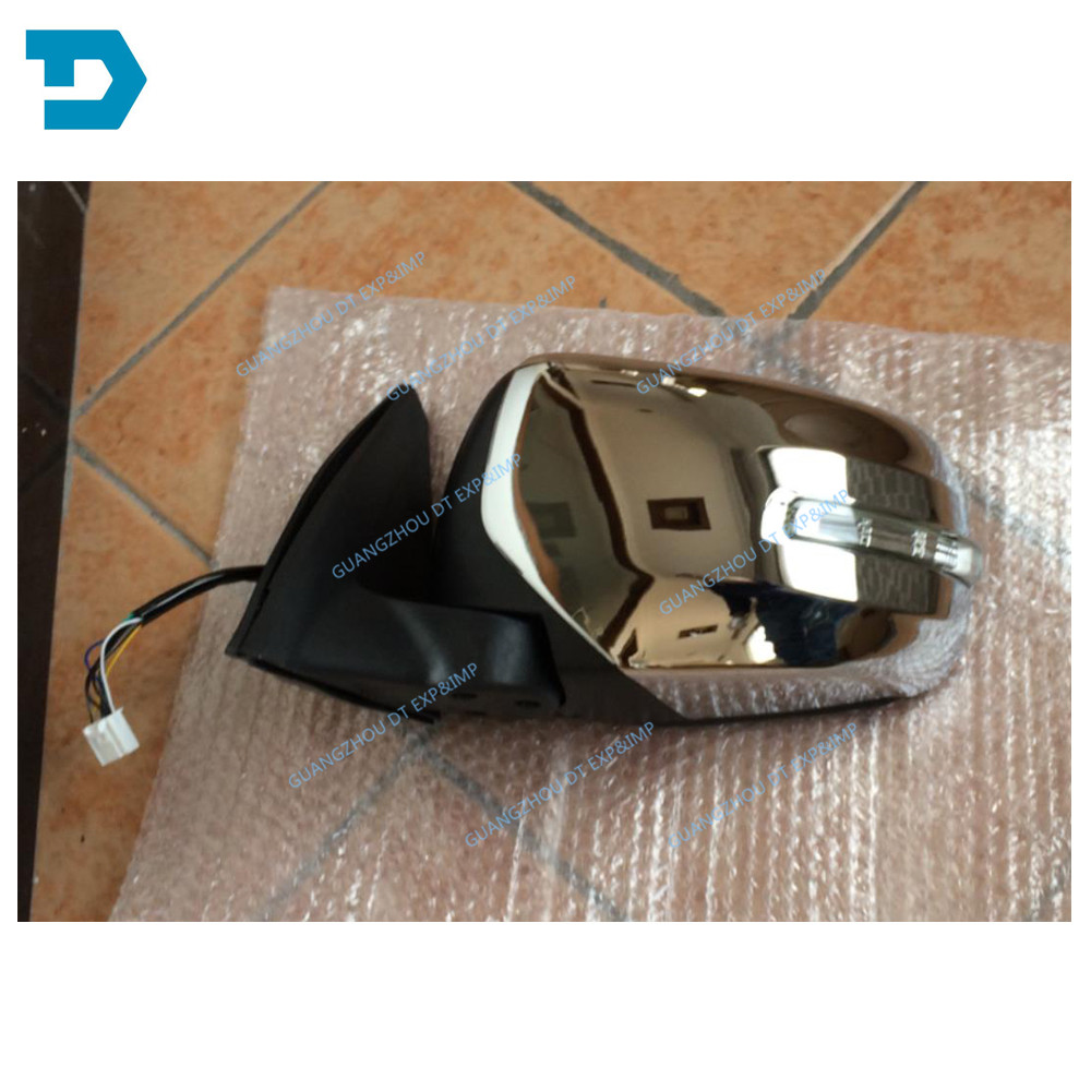 SIDE MIRROR FOR PAJERO SPORT REAR MIRROR FOR MONTERO SPORT CHALLENGER TURNING LAMP WITH HEAT лодка intex challenger k1 68305