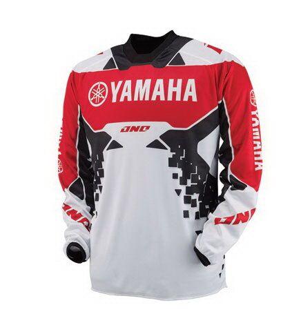 Prix pour Gros Top Motocross jersey Descente vélo transpiration mèche T-shirts croix pays montagne T-shirts Taille M-XX