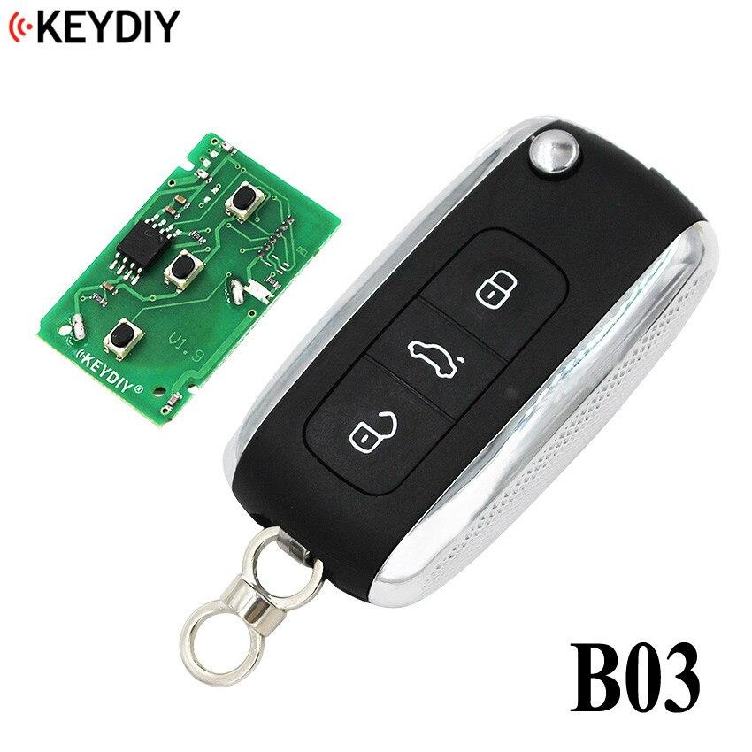 Original KEYDIY B03 For KD-X2 KD900 KD900+ URG200 Key Programmer Remote Control B-Series For Bentley Style