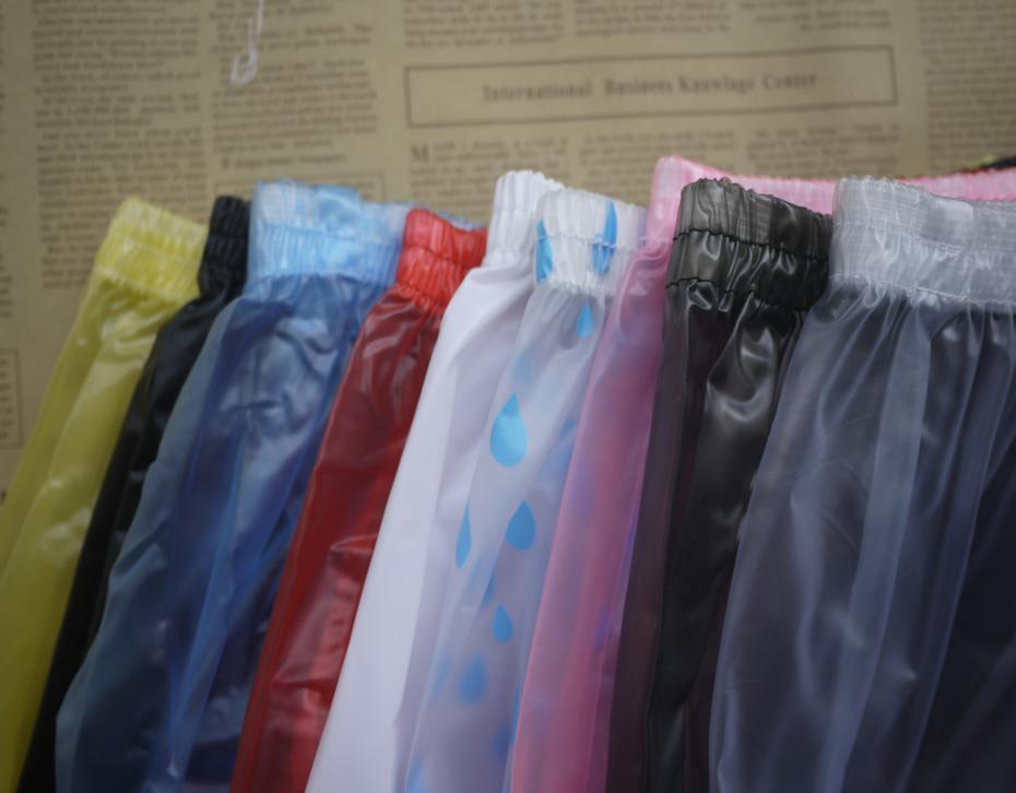 Plastic Pants Fetish 24