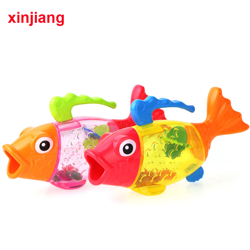 Bath Toy Classic Toys Baby Bath Toys Handle Goldfish Cute Fish Toys Summer Swimming Fishing Toys Funny Educational Toys For Baby } Yet Not Vulgar