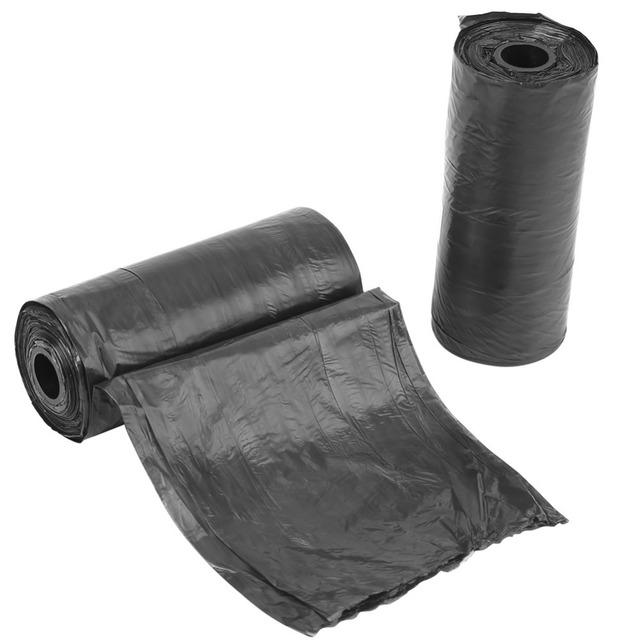 20 Rolls Degradable Pet Dog Waste Poop Bag For Pets Cat Waste Pick Up Clean Poop Bag Cleaning Products