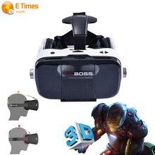 ราคาที่ดีที่สุดG Oogleกระดาษแข็งO Culus rift VR BOSSความจริงเสมือนแว่นตา3Dแว่นตาสำหรับมาร์ทโฟนดีกว่ากล่องทีวี,ทีวีกล่อง2