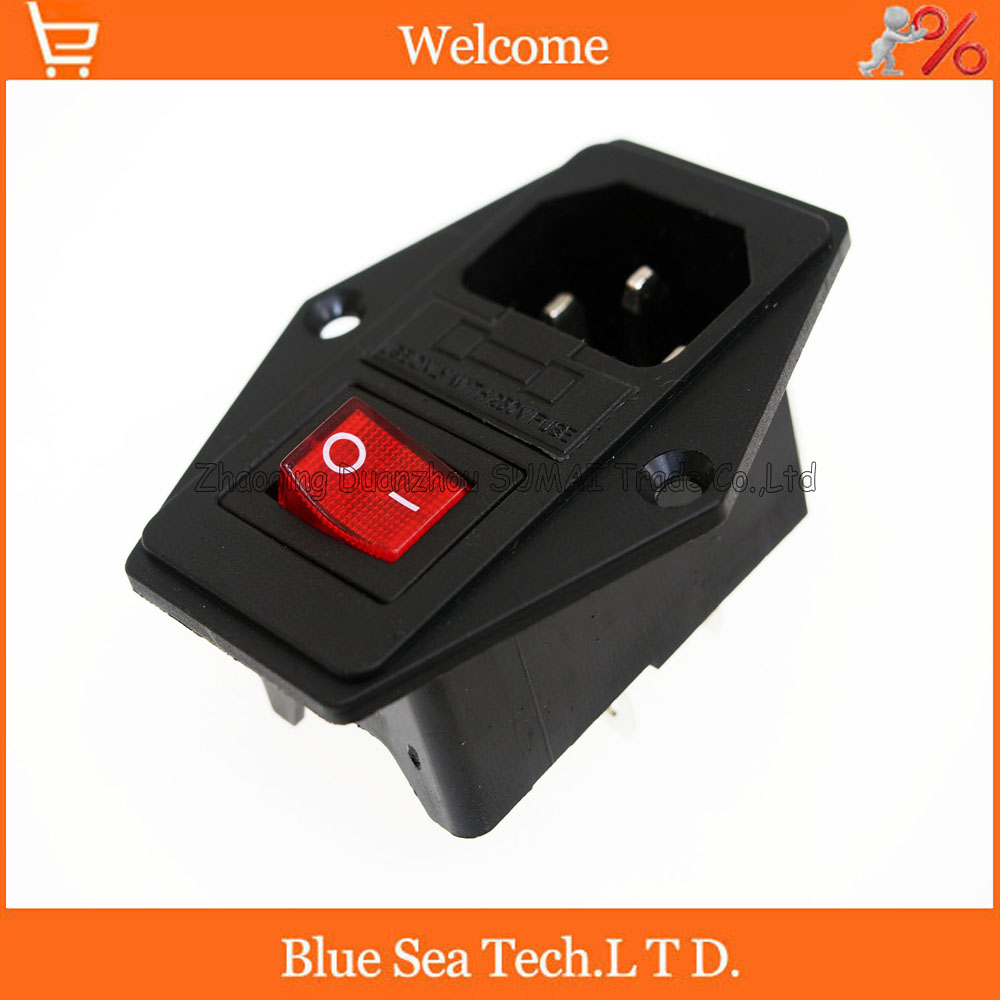 hight resolution of 3 in 1 rocker switch with light red ac 01a fuse power marine rocker switch wiring 12v rocker switch wiring diagram
