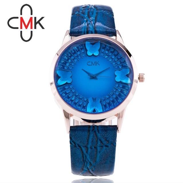 2fb5763bd5d Marca CMK relógio de quartzo-relógio relógio de quartzo relógio das mulheres  relógios relogio feminino