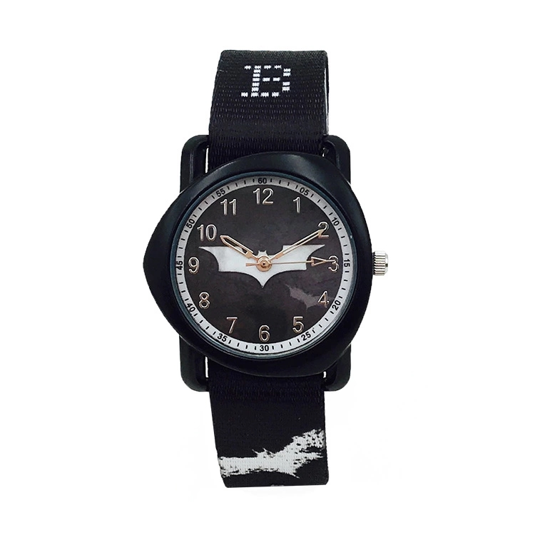 Batman boy boy canvas watch cool fashion student cartoon waterproof quartz electronic child table good cool cool running quicrun150a 1 10 car brushless no sense of electric tuning electronic governor wp8bl150 waterproof