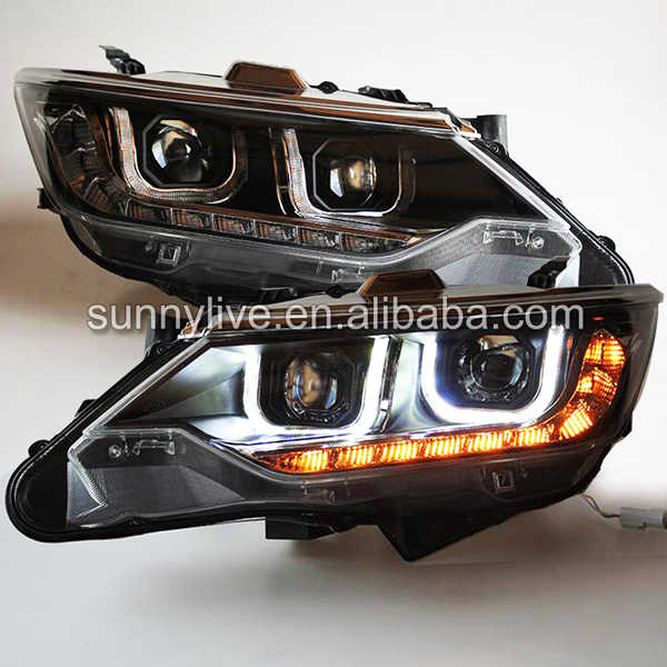 LED front light for TOYOTA Camry v55 LED Head Lamps LED Headlights TLZ