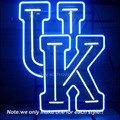 Novo Sinal da Luz de Néon Da Universidade De Kentucky Wildcats Decorar Tubo de Vidro Real Neon Lâmpadas Quarto Garagem Sinal de Néon Loja Display17x14