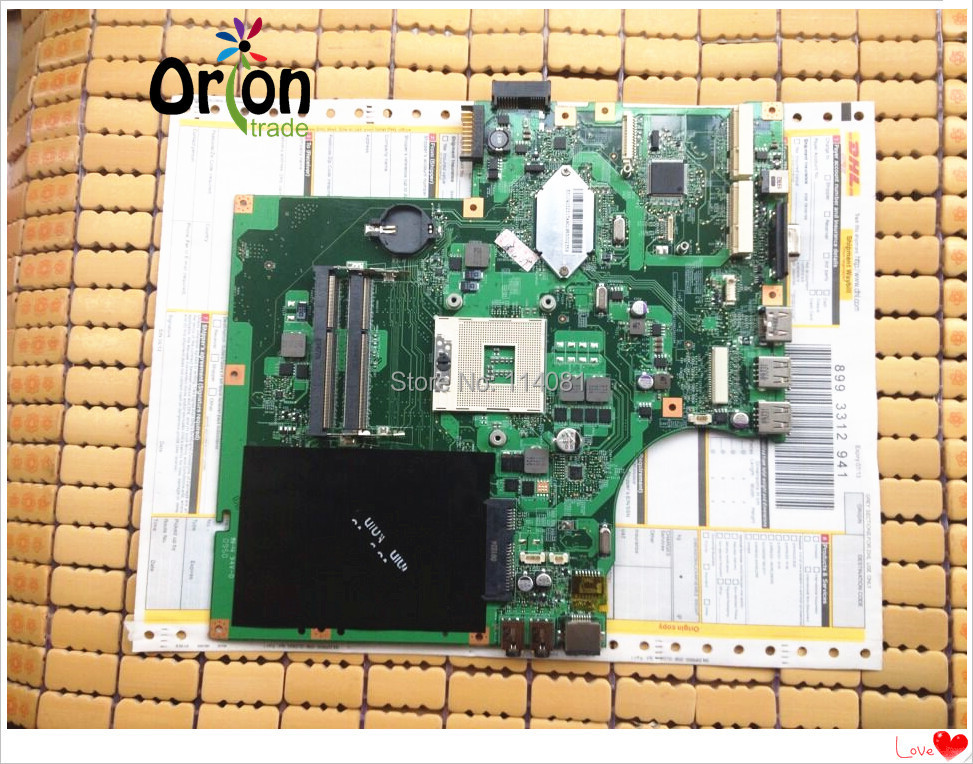 MS 16811 Ver 1 0 font b motherboard b font For MSI A6200 notebook mainboard qulity