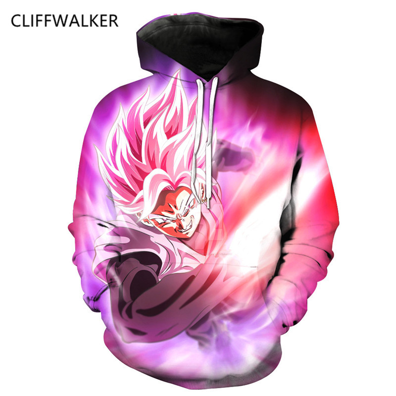 Dropshiping Dragon Ball 3D Hoodie Sweatshirts Men Women Hoodie Dragon Ball Z Anime Casual Tracksuits Boy Jackets Hooded Pullover