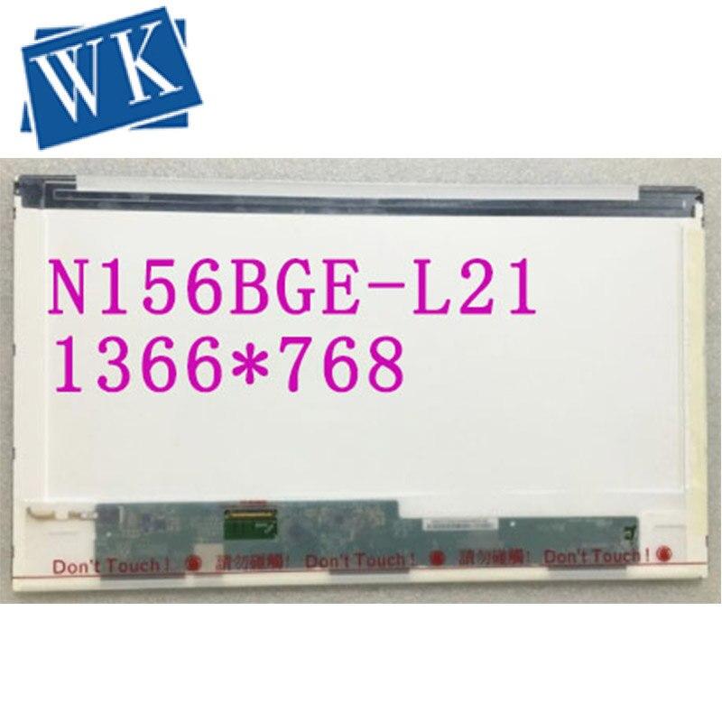 N156BGE-L21 N156BGE-L11 LTN156AT03 LTN156AT05 LTN156AT09 N156B6-L03 N156B6-L06 N156B6-L0A Laptop LCD Screen Panel