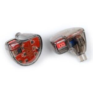 Image 2 - KZ ZS10 1DD+4BA Drive Unit Hybrid In Ear Earphone IEM Detachable Detach 2Pin Cable DJ HIFI Monitor Sport  Smartphone Earphone