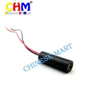 FREE SHIPPING 50mW 780nm Focusing Infrared Laser Module Focusable Dot F02060