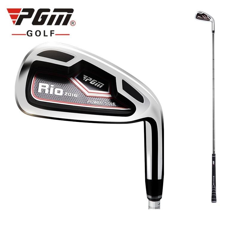 Marca pgm. solo 7 HIERRO Flexión Regular para principiantes. 7 palos de golf de