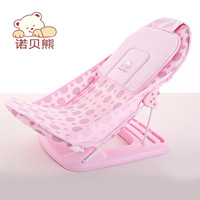 New Blooming cushions filled baby shower bath tub baby halo project soft liner 0 3 years old Baby Bath Seat Security Seat