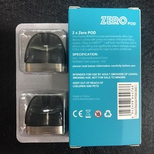 Wholesale Original Vaporesso Renova Zero Pod & 2ml Capacity 1.0ohm Coil Head E-cig Vape Tank for Vaporesso Renova Zero Pod Kit стоимость