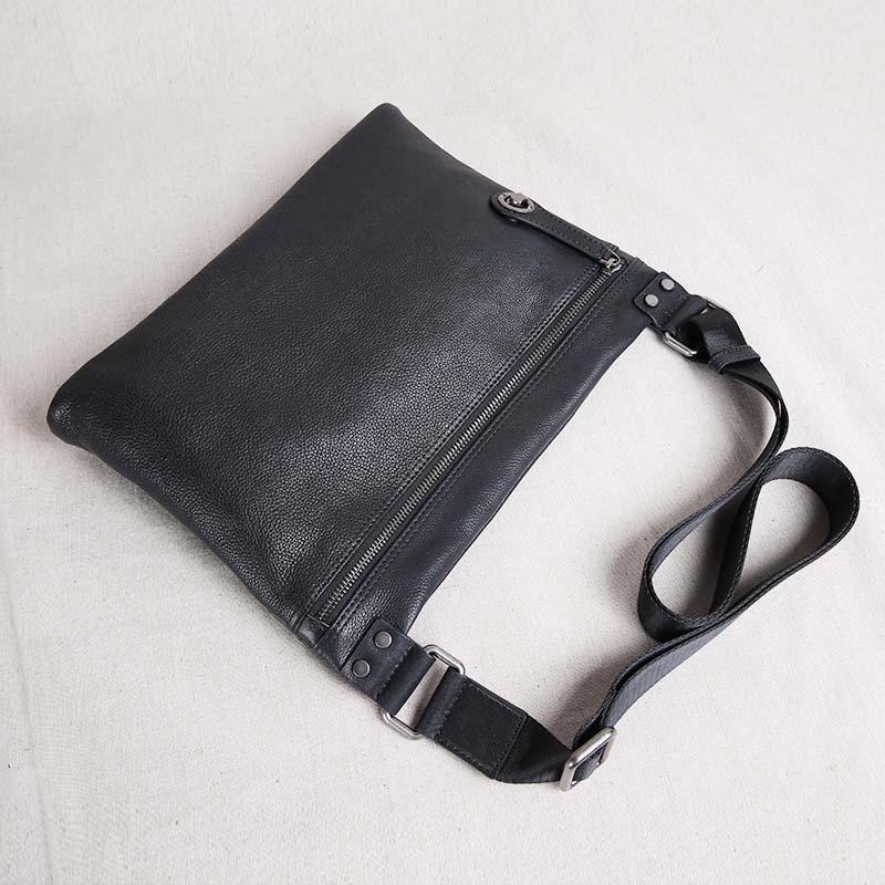 AETOO 2018 new leather mens bag shoulder bag Messenger bag slim mens baAETOO 2018 new leather mens bag shoulder bag Messenger bag slim mens ba