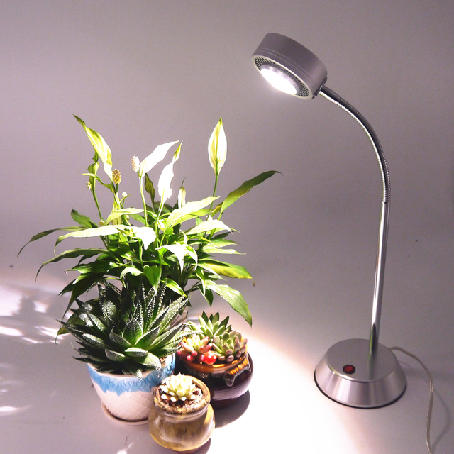 10W LED Full Spectrum Plant Grow Lamp,plant Light,grow Light,growth Desk