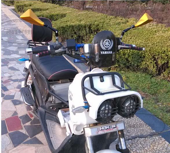 Тегін жүк тасымалдау, 2 дана / жиынтығы - Мотоцикл аксессуарлары мен бөлшектер - фото 5