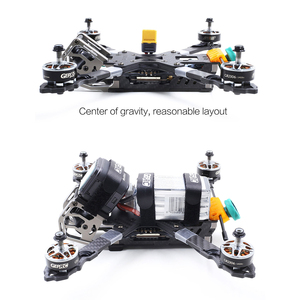 Image 4 - GEPRC GEP KHX5 Elegant 230mm RC FPV Racing Drone With F4 5.8G 48CH 40A BLHeli_S Dshot600 RC Racer Quadcopter PNP BNF