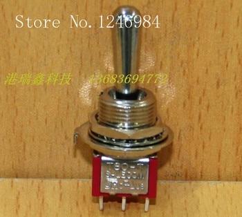 [SA]T8014-Z1 single tripod third gear M12 bulk SH Toggle Toggle Switch Toggle Switch T80-T--20pcs/lot фото