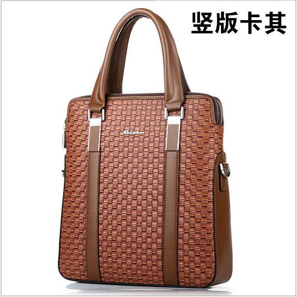 3colors HK DASHAN 2016 men's handbags pu leather business men dress men's shoulder bags brand man crossbody bags breifcases ssio berlin page 9