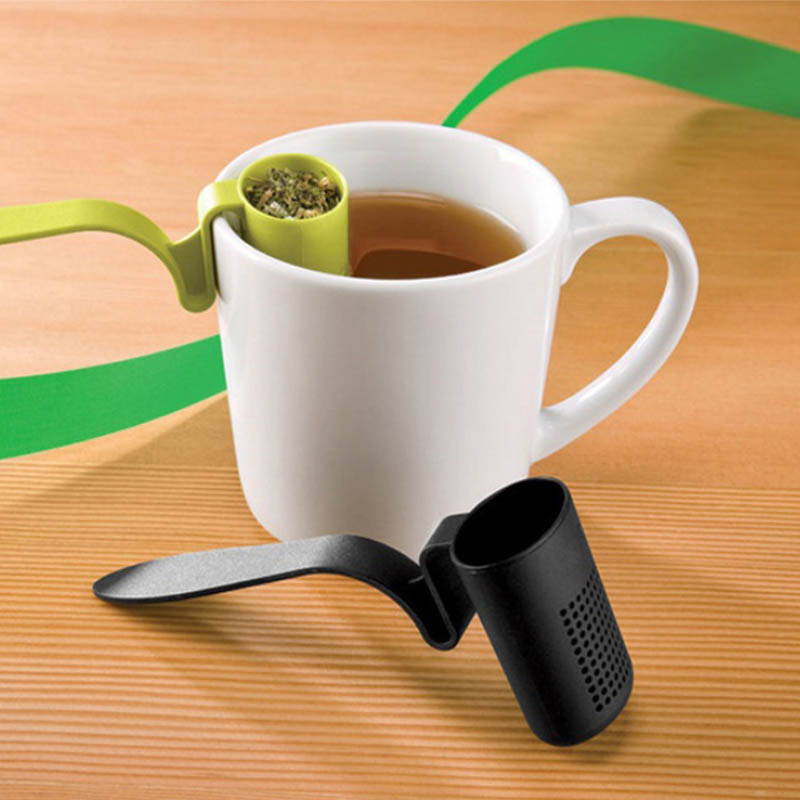 1Pcs Reusable Tea Strainer Tea&Coffee Colander Herbal Spices Leaf Filter Teaware Accessory Kitchen Accessories Supplies