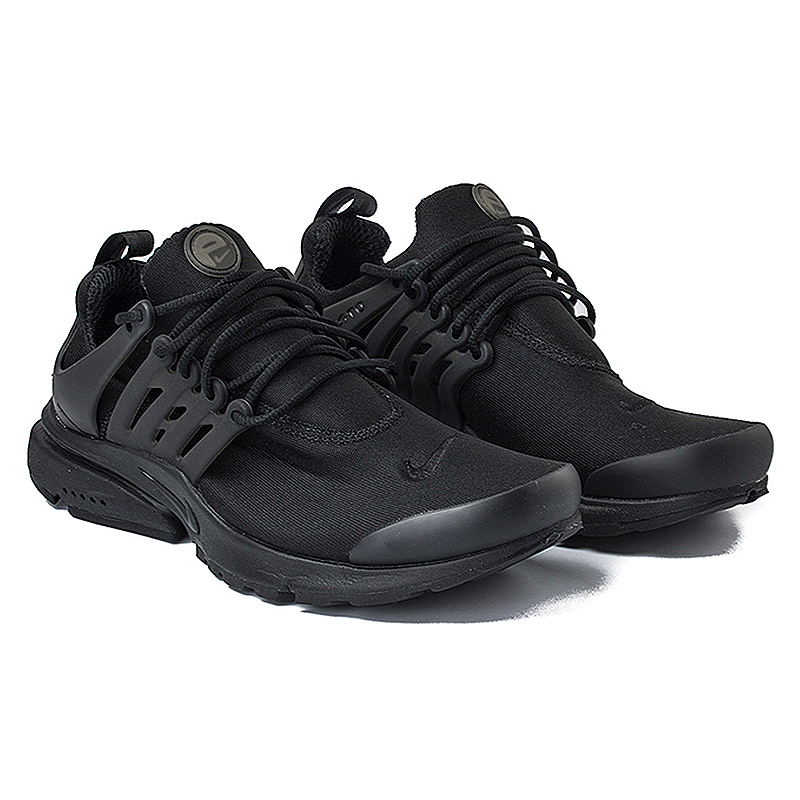 2a2899e60aba Nike Air Presto Blackout Black Knight Retro Men s Running Shoes Original  Sport Sneakers 305919 009-in Running Shoes from Sports   Entertainment on  ...