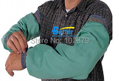 FR Clothing FR Sleeves Flame Retardant Welding Aprons FR Cotton sleeve  FR Cotton Welding Sleeves fire fox 100% fr cotton blue jeans work trousers sweat absorbing breathable flame resistant welding clothing