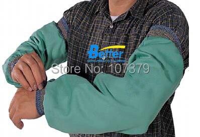 Flame Retardant Welder Clothing Fire Retardant Welding Coverall FR Cotton Welding Sleeves недорого