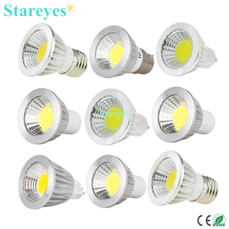 1 piece Dimmable 3W 5W GU10 E27 B22 E14 GU5.3 MR16 LED COB Spotlight led downlight Bulb droplight light lamp Light lighting zigbee bridge led rgbw 5w gu10 spotlight color changing zigbee zll led bulb ac100 240v led app controller dimmable smart led