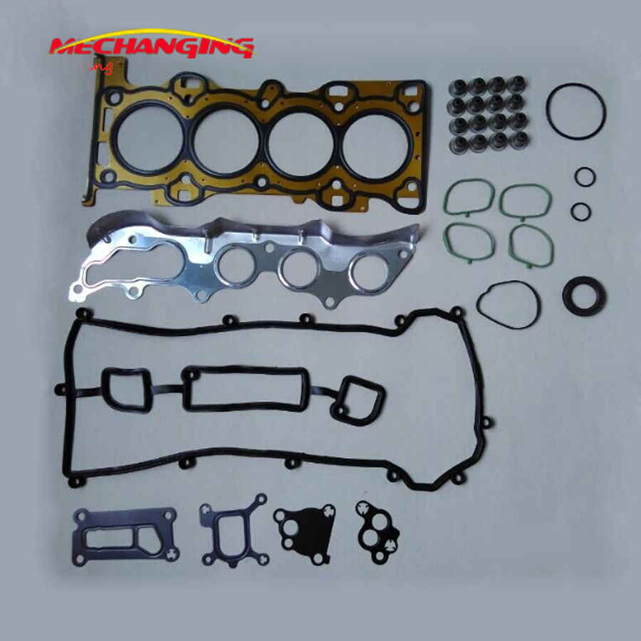 For Mazda 6 Gg Mazda Mpv Lf18 L3 L3c1 Cjbb Cjba Metal Full Set Automotive Engine Parts Engine Gasket 8lg1-10-271 50235500 To Be Highly Praised And Appreciated By The Consuming Public