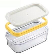 Нержавеющая сталь ABS масло сыра резак коробка Слайсеры чехол нож гаджет тесто плоская терка для нарезки сыра доски наборы кухонный инструмент