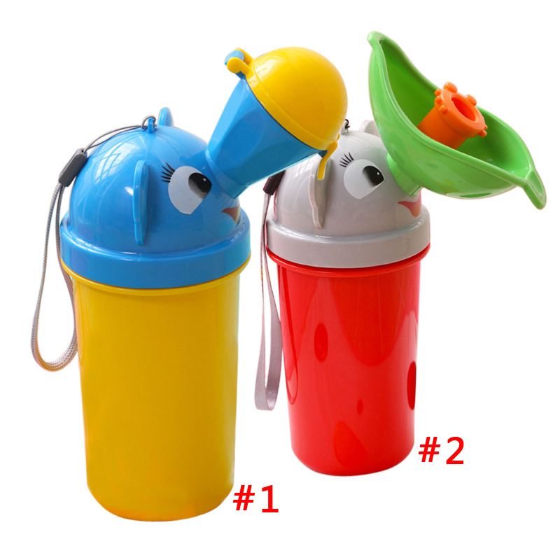 Portable Baby Child Potty Urinal Boy Toddler Potty Training for Camping Car Travel Girl Travel Potty Urinal 88 NSV775