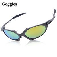 Polarized Cycling Glasses Outdoor Sports Bicycle Alloy Sun Glasses Driving Running Fishing Bike Eyewear Goggles Gafas