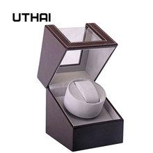 UTHAI U01 חום מכאני שעון מתפתל תיבת מנוע שייקר שעון המותח מחזיק תכשיטי תצוגת אחסון ארגונית