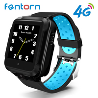 Fentorn M11 2019 4G Smart Watch Android GPS Bluetooth Wifi Camera 1GB +8GB 750Mah Battery Sport Smartwatch Men Replaceable Strap