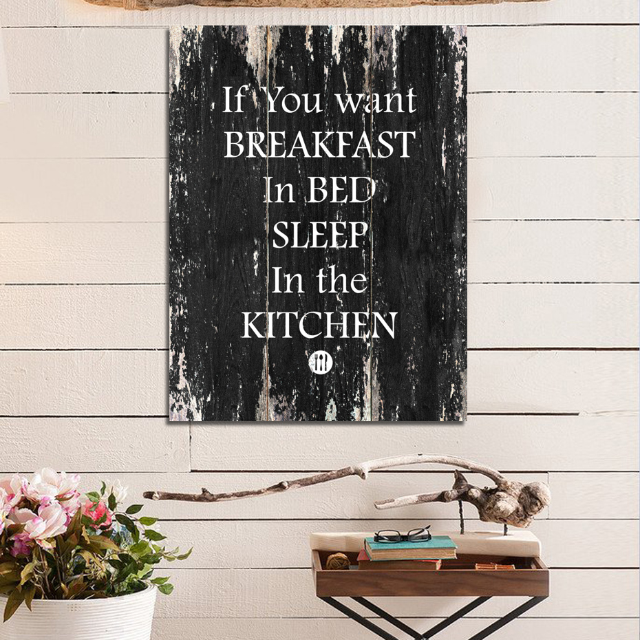 Special Offers Wall Decor Quote Frame List And Get Free Shipping A578